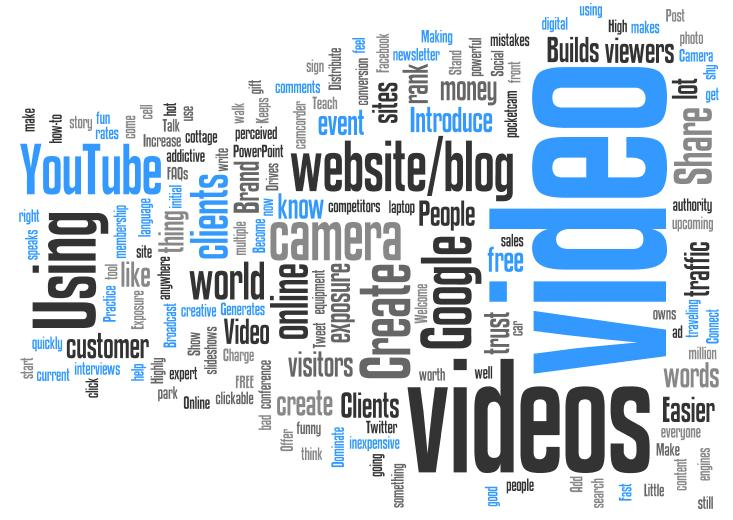 Andrea Callahan presents Video Marketing for Industry Influencers